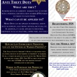 Anti Theft Dots Information